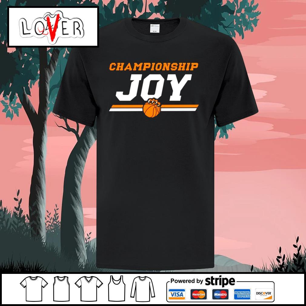 Championship JOY Baylor Bears men's basketball 2021 shirt