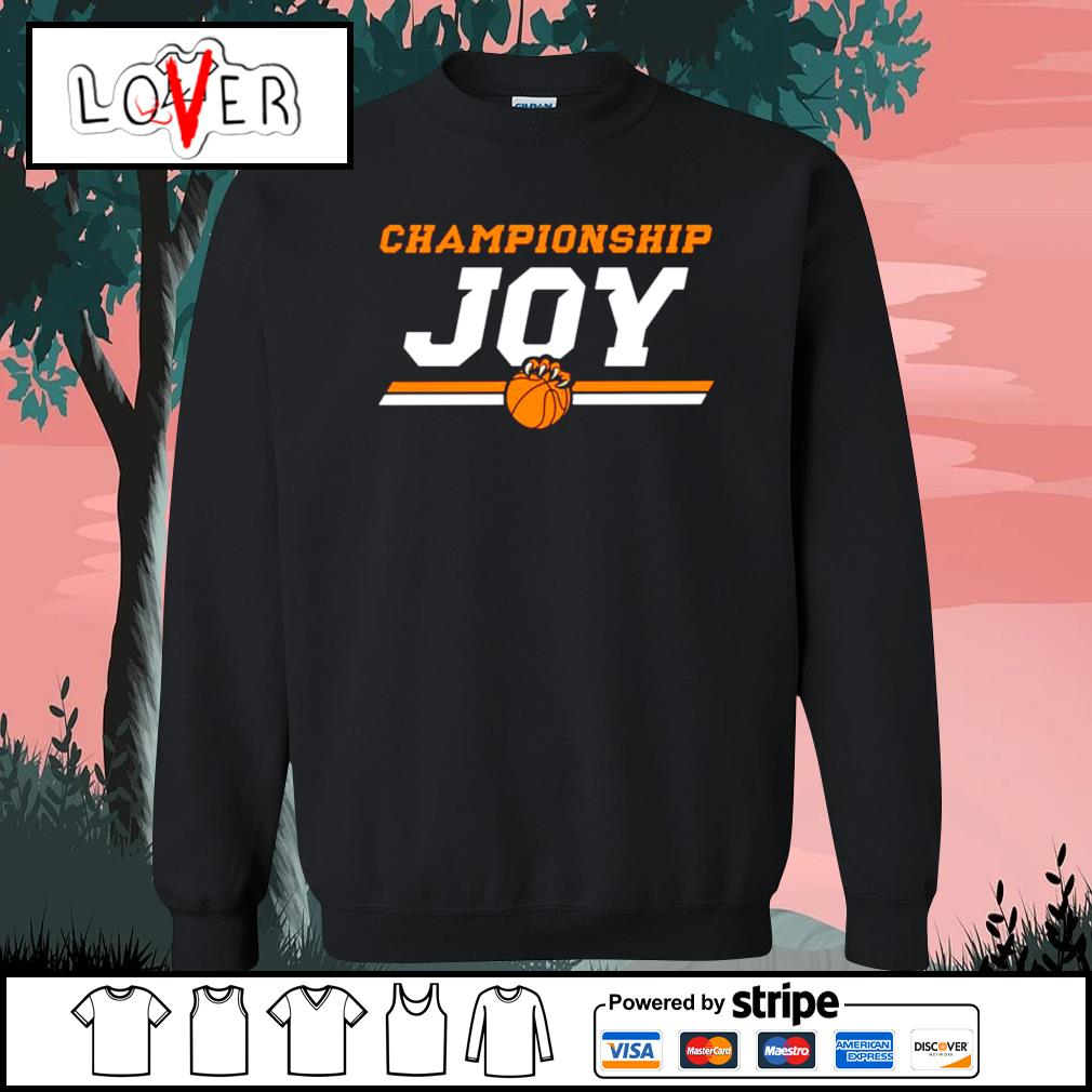 Championship JOY Baylor Bears men's basketball 2021 Sweater