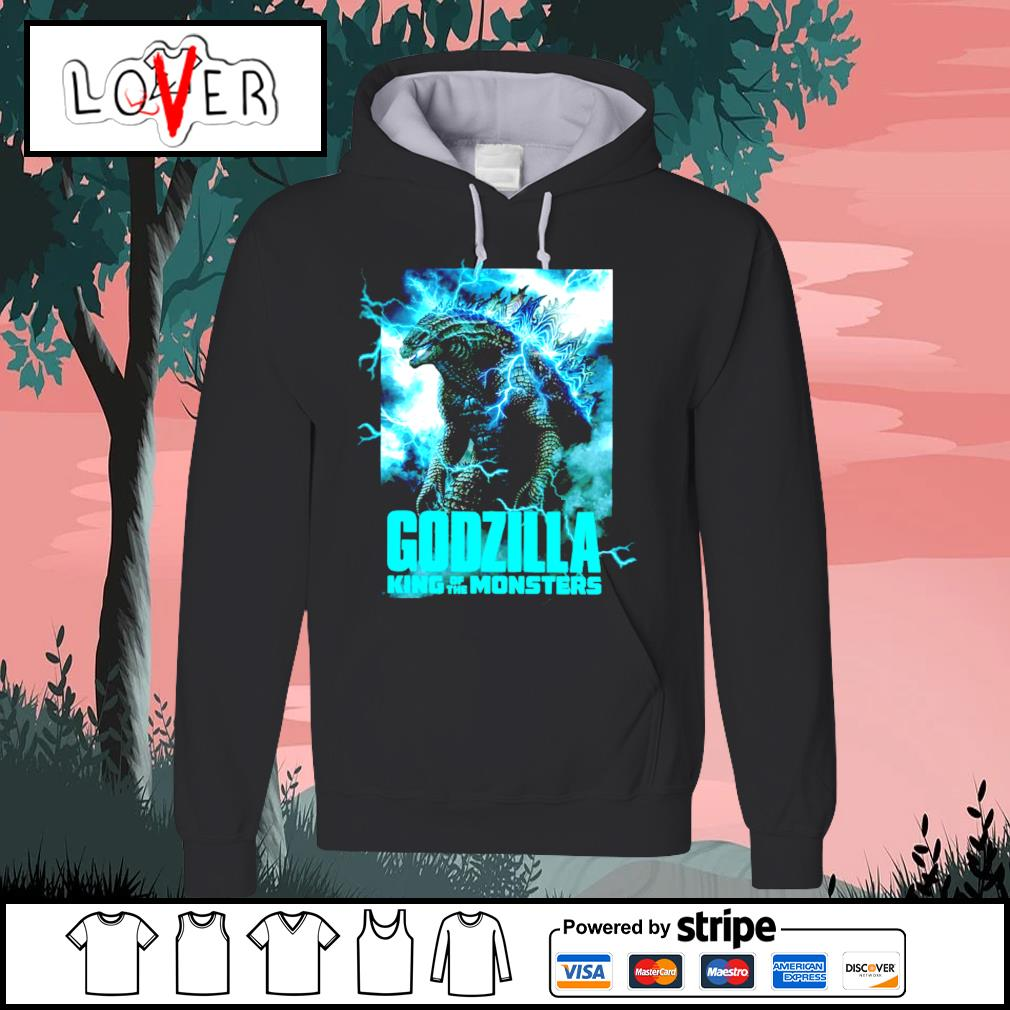 Godzilla King of the monsters Hoodie