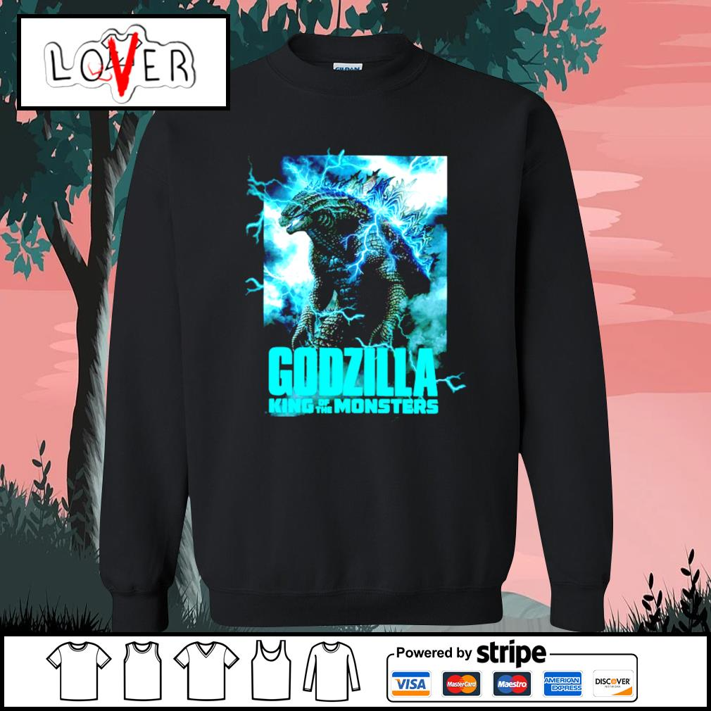 Godzilla King of the monsters Sweater