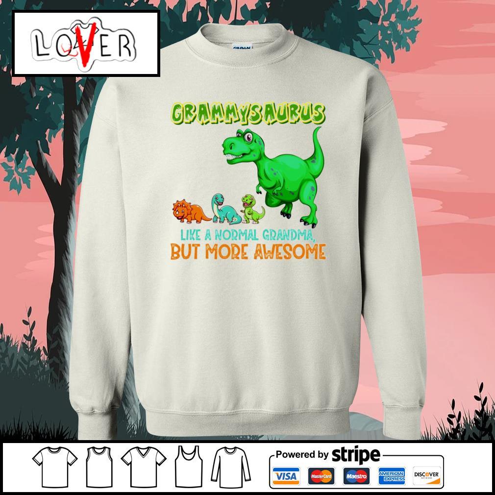 Grammysaurus liike a normal grandma but more awesome Sweater