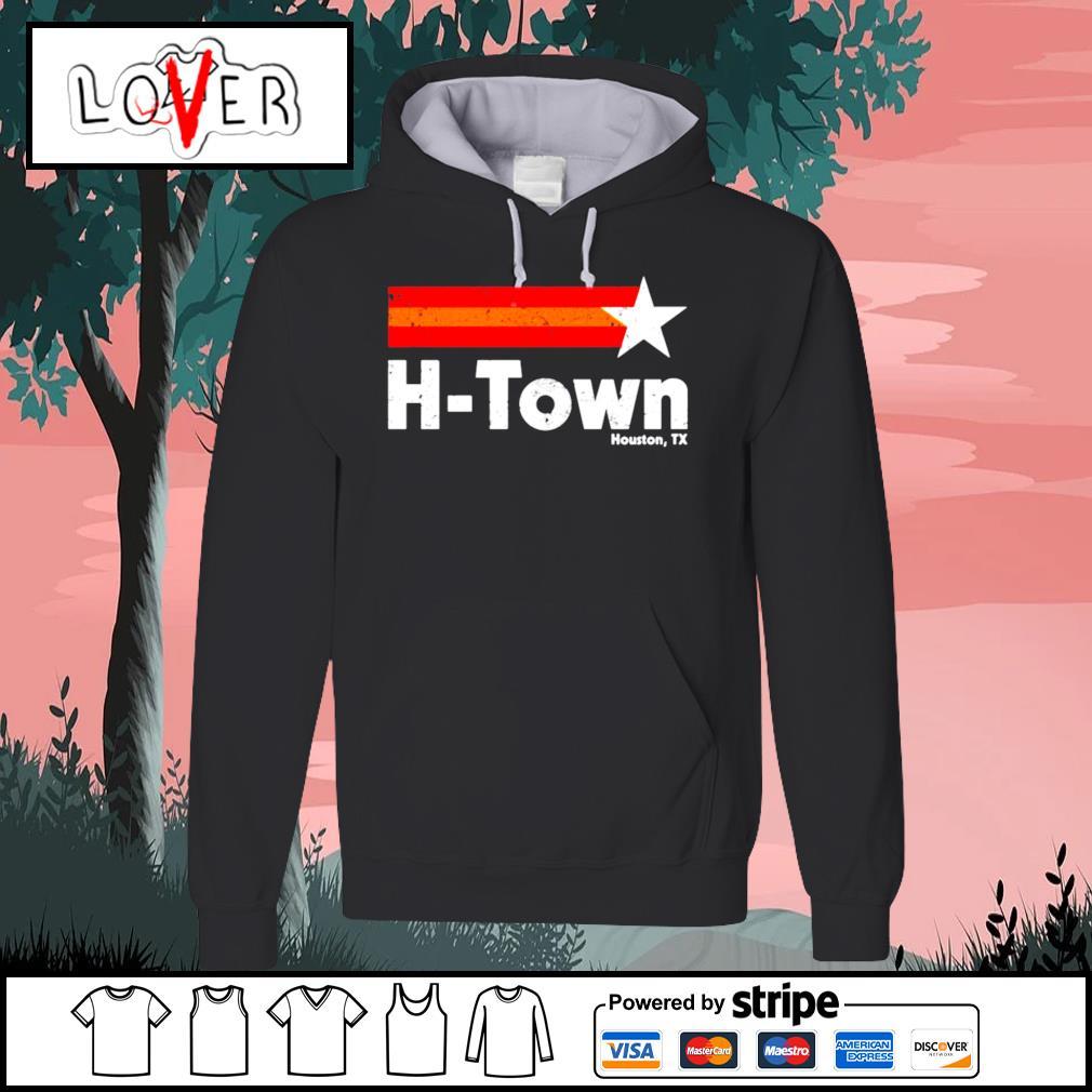 H Town Houston TX Hoodie