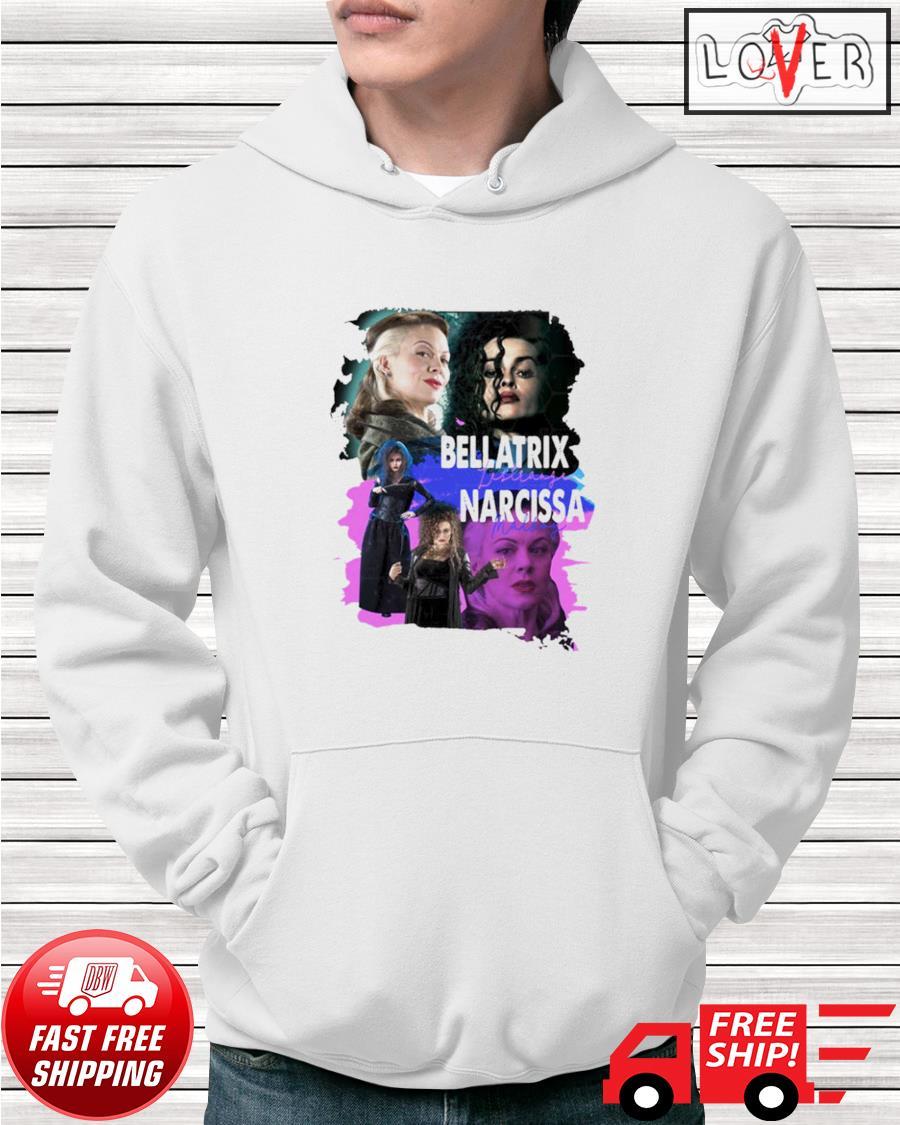 Helen McCrory Bellatrix Narcissa hoodie