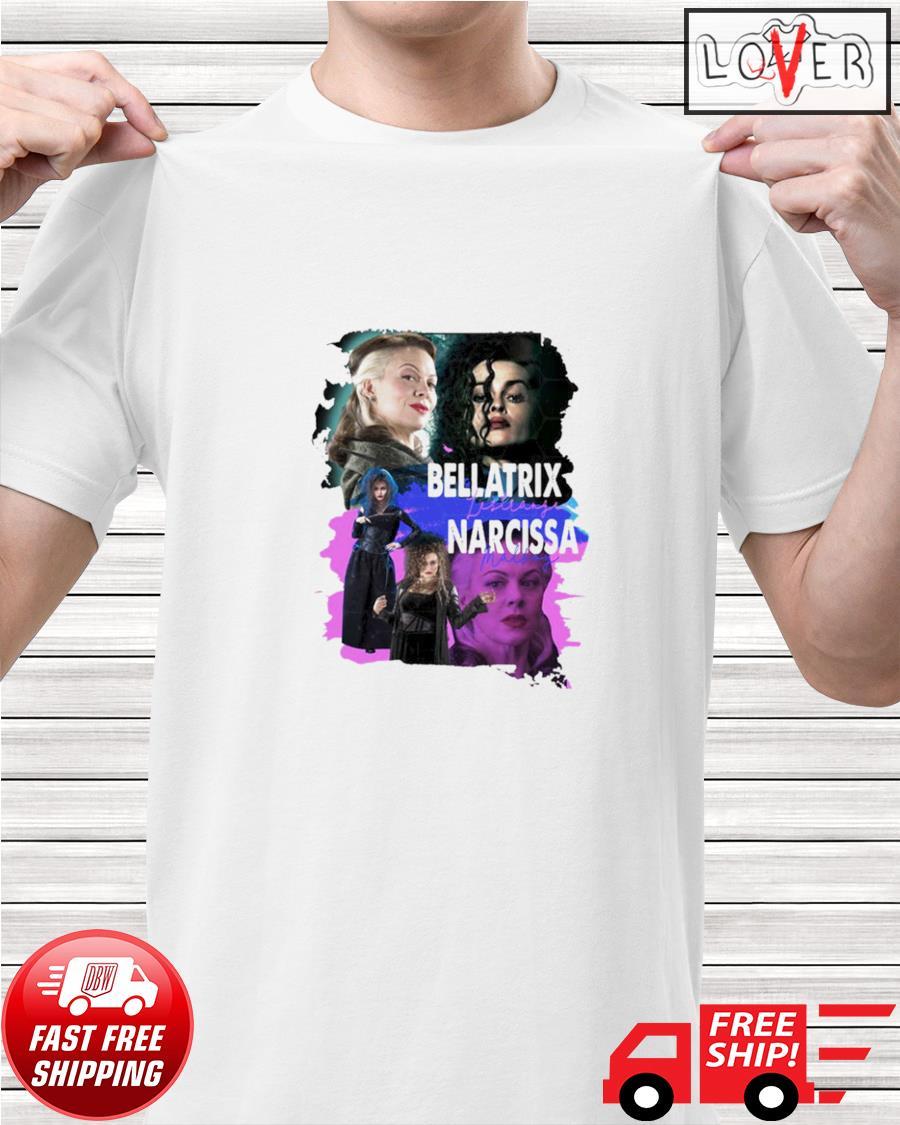 Helen McCrory Bellatrix Narcissa shirt