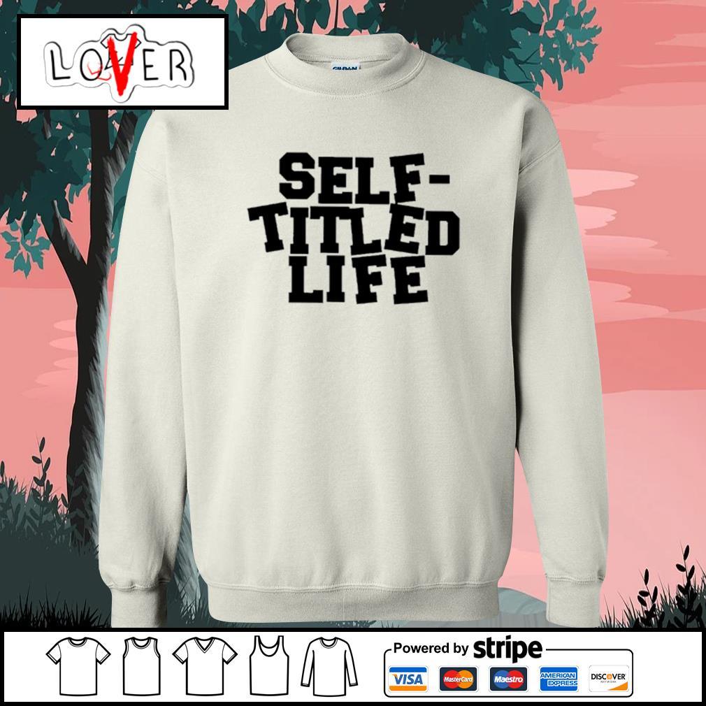 Self titled life Sweater