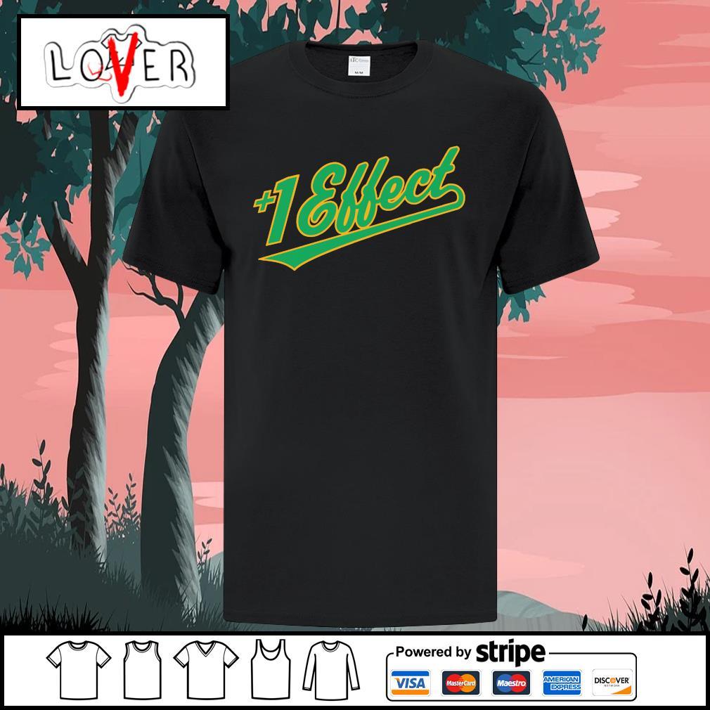 +1 Effect Tony Kemp Partnership shirt