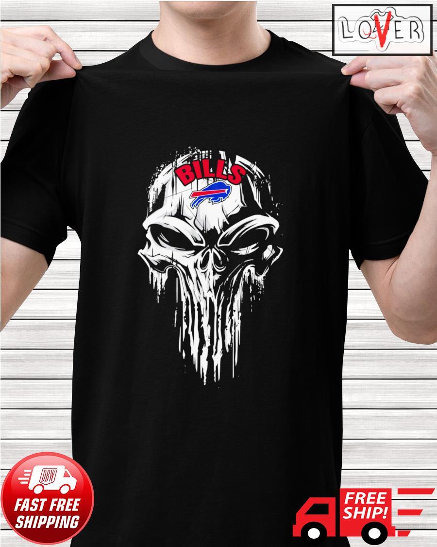 Buffalo Bills Skull shirt
