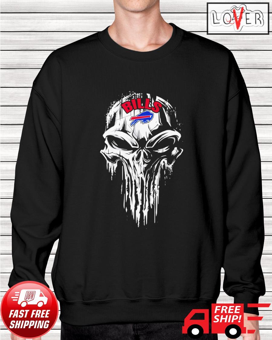 Buffalo Bills Skull sweater