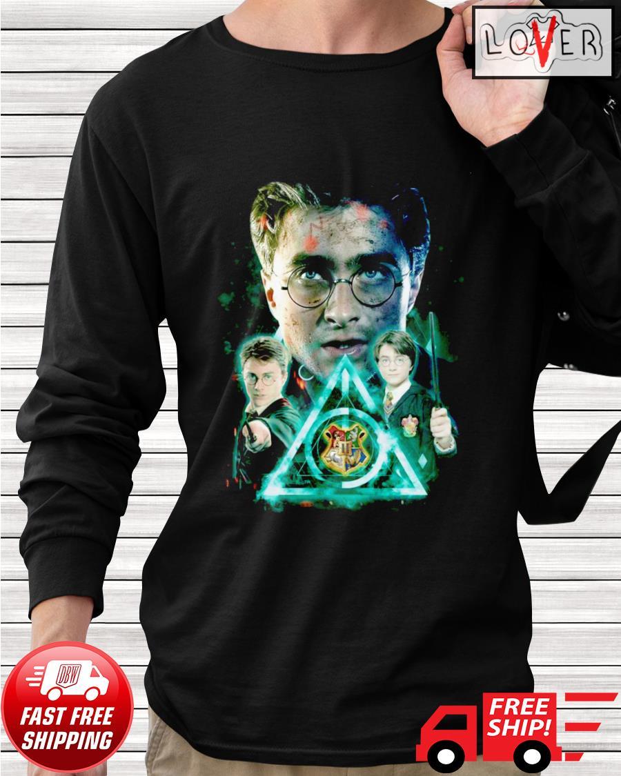 Harry Potter special version longsleeve-tee