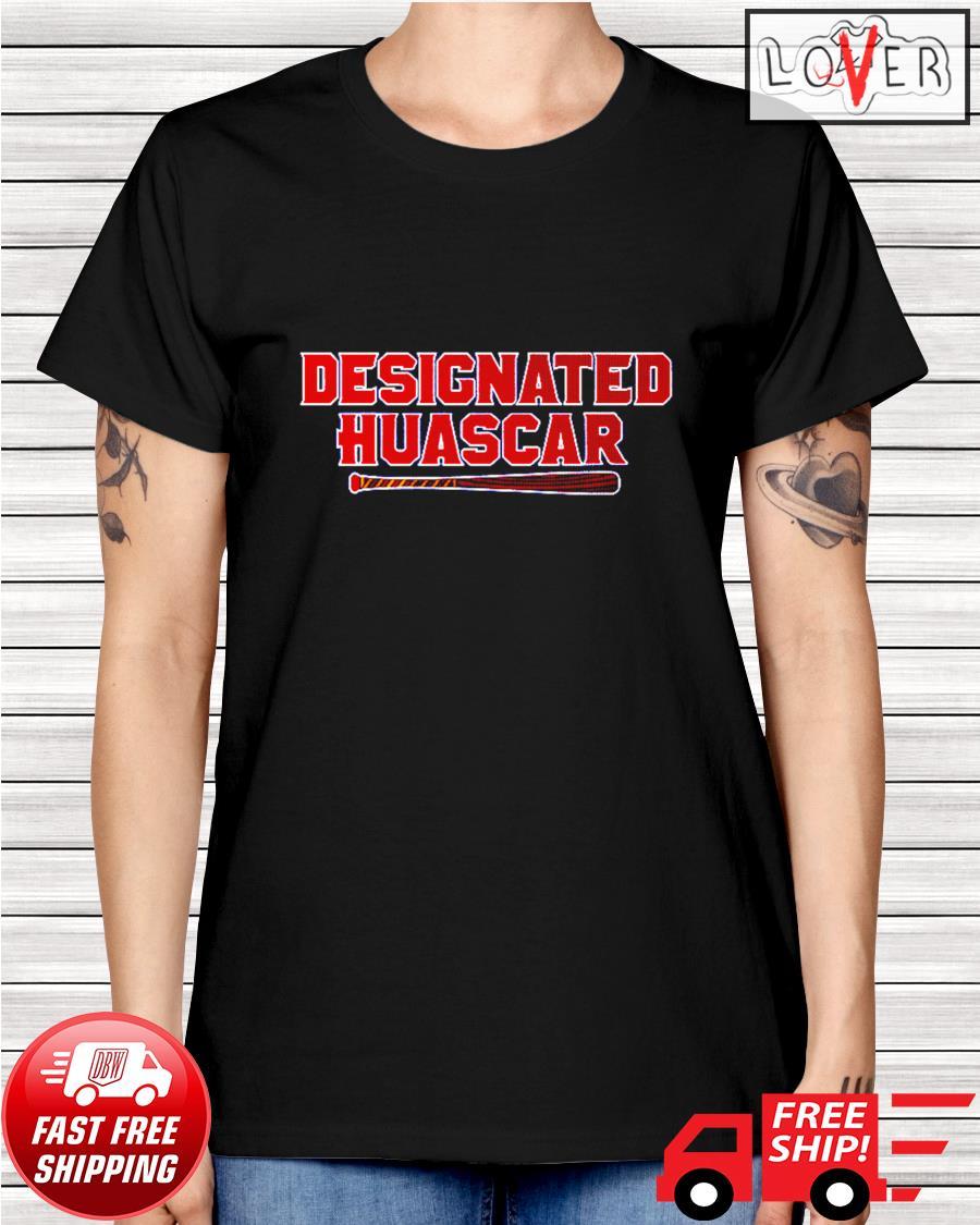 Huascar Ynoa Designated Huascar ladies-tee