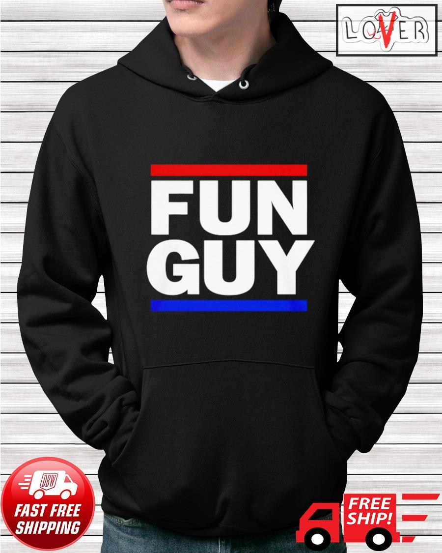Kawhi Leonard Fun guy Los Angeles Clippers hoodie