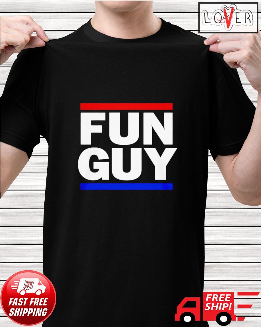 Kawhi Leonard Fun guy Los Angeles Clippers shirt