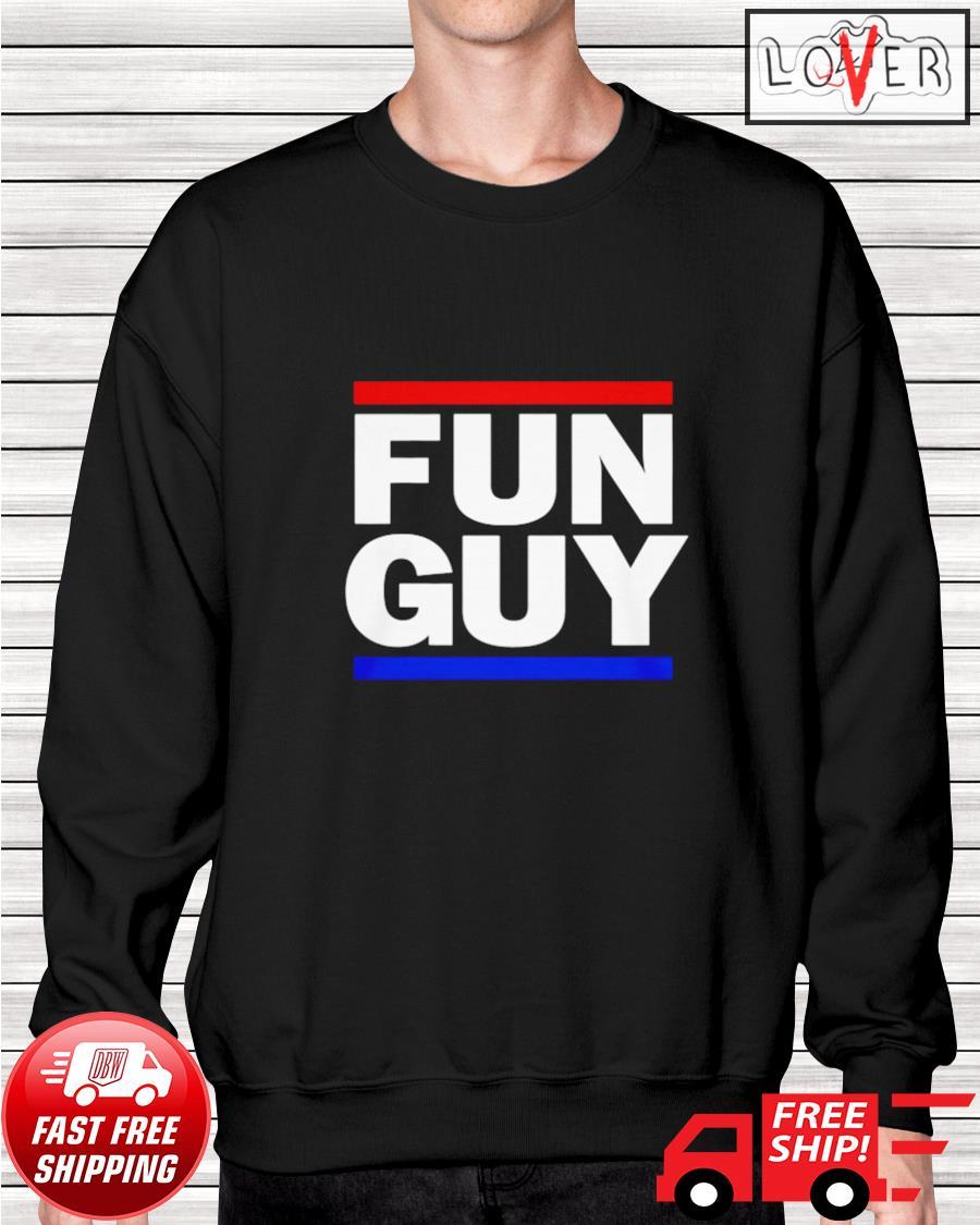 Kawhi Leonard Fun guy Los Angeles Clippers sweater