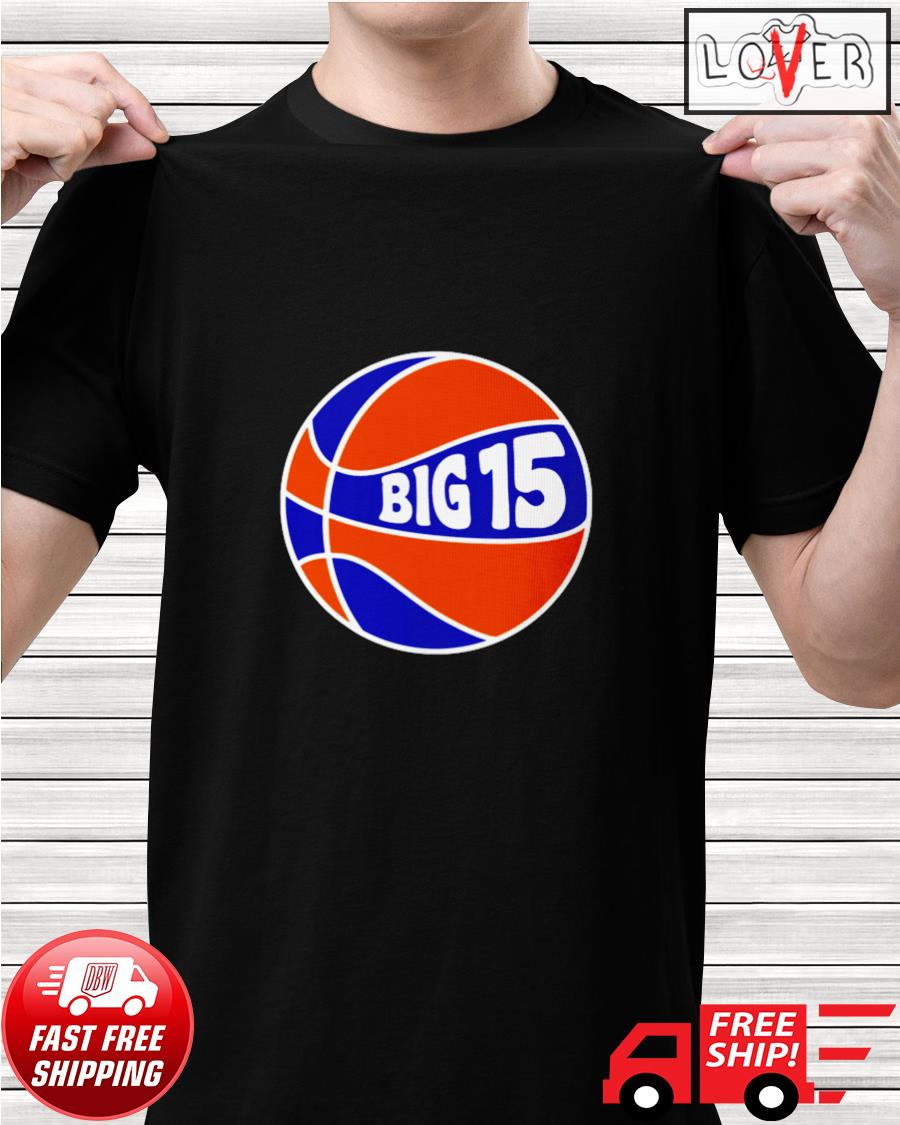 New York Knicks big 15 shirt