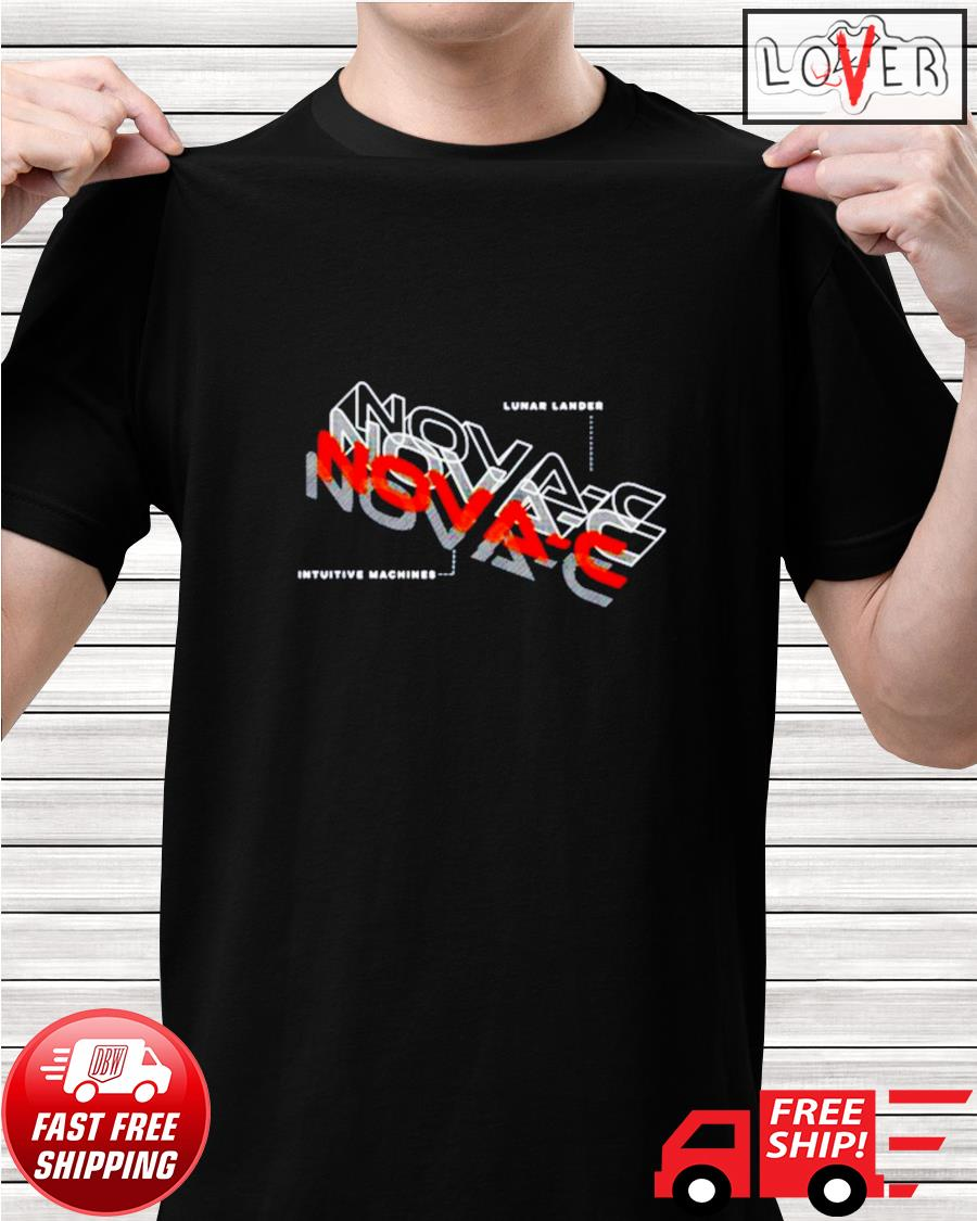 Nova-c Blueprint Intutive Kunar Lander shirt