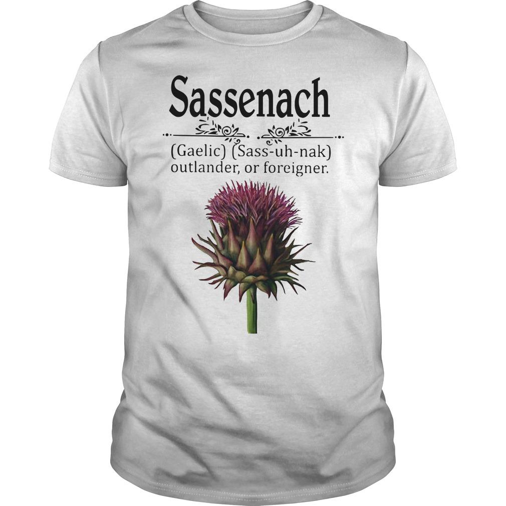 Sassenach gaelic sass uh nak outlander of foreigner classic guy