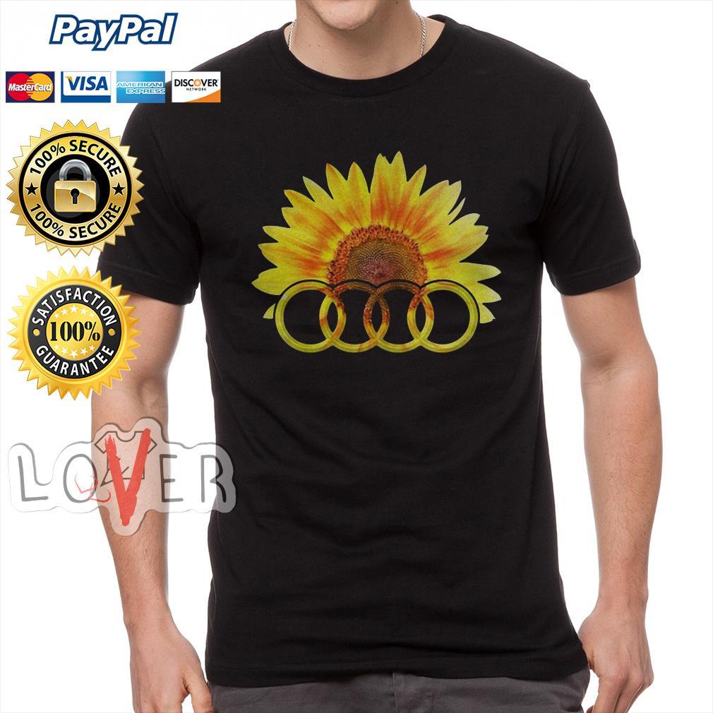 Official Audi Sunflower shirt