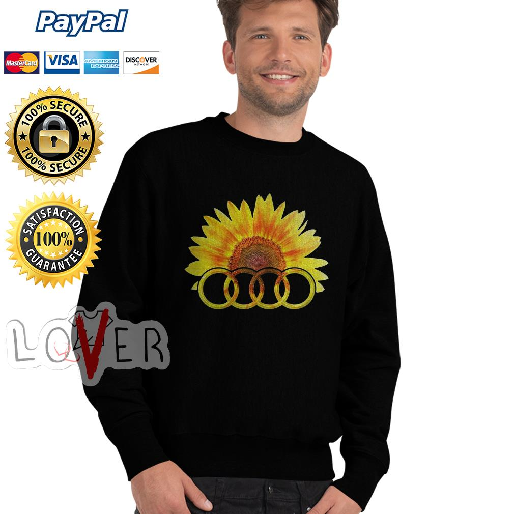 Official Audi Sunflower Sweater