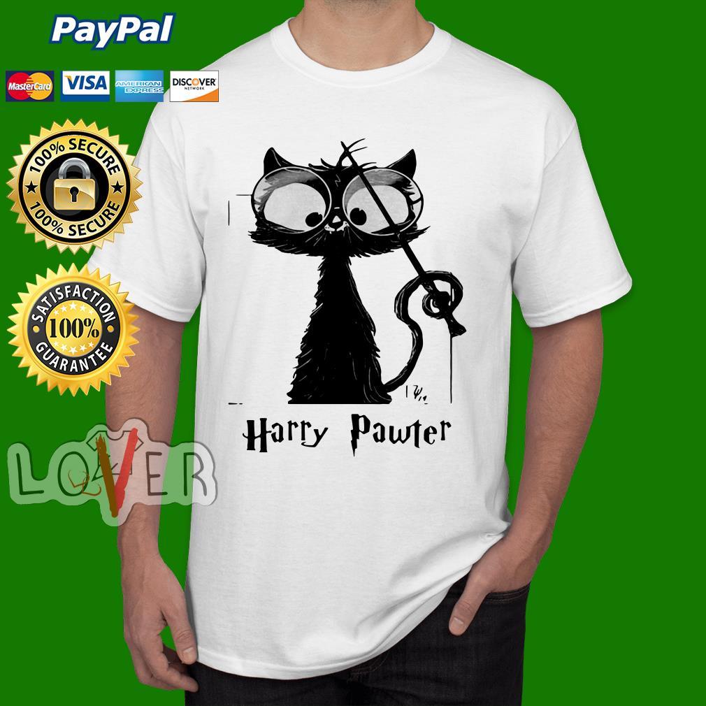Official Cat Harry Pawter shirt