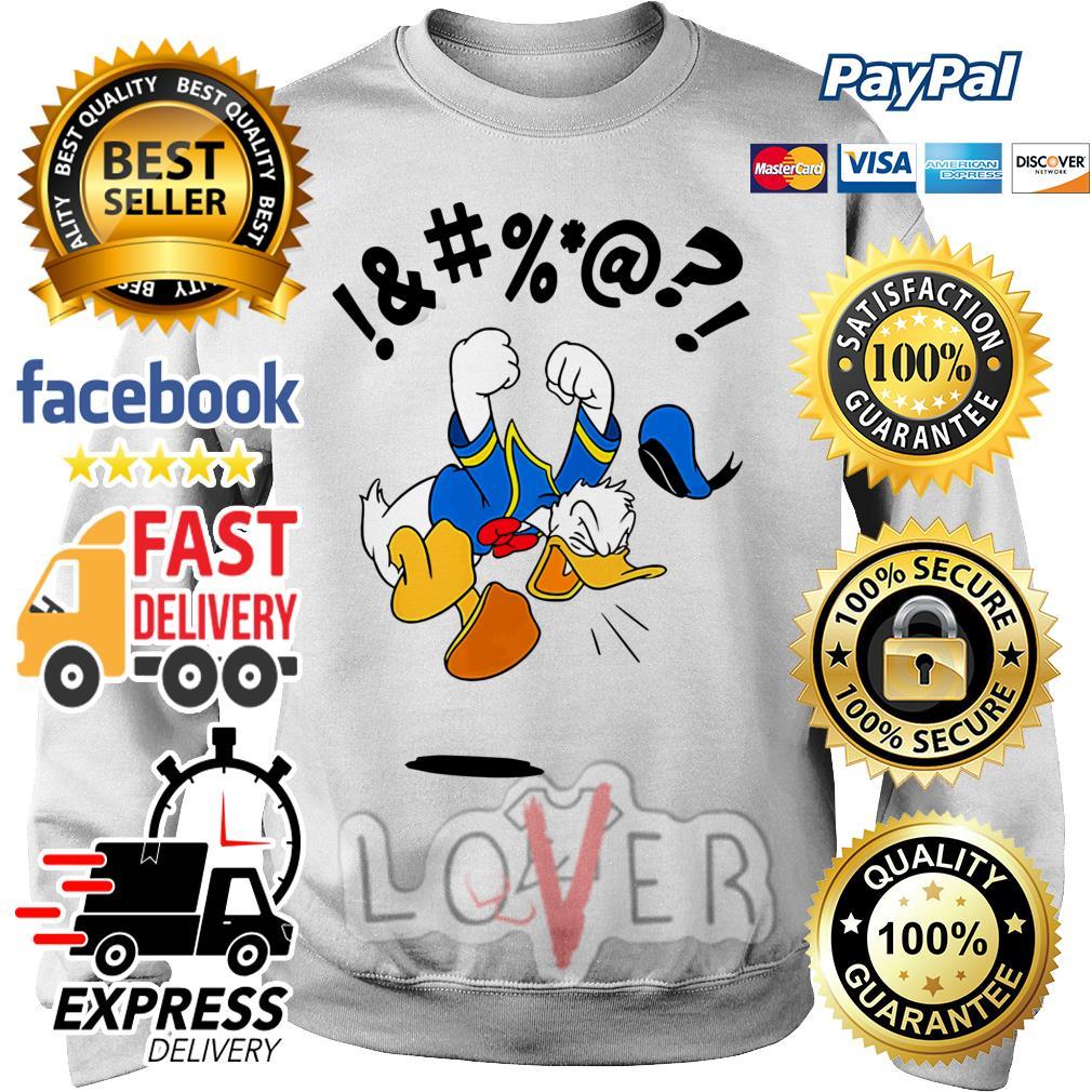 Disney Donald duck Sweater
