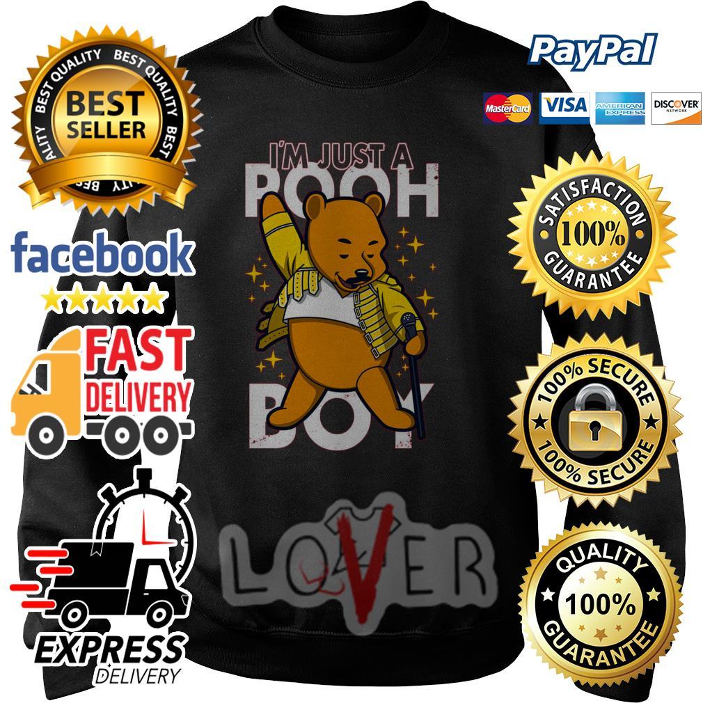 Freddie Mercury I'm just a pooh boy Sweater