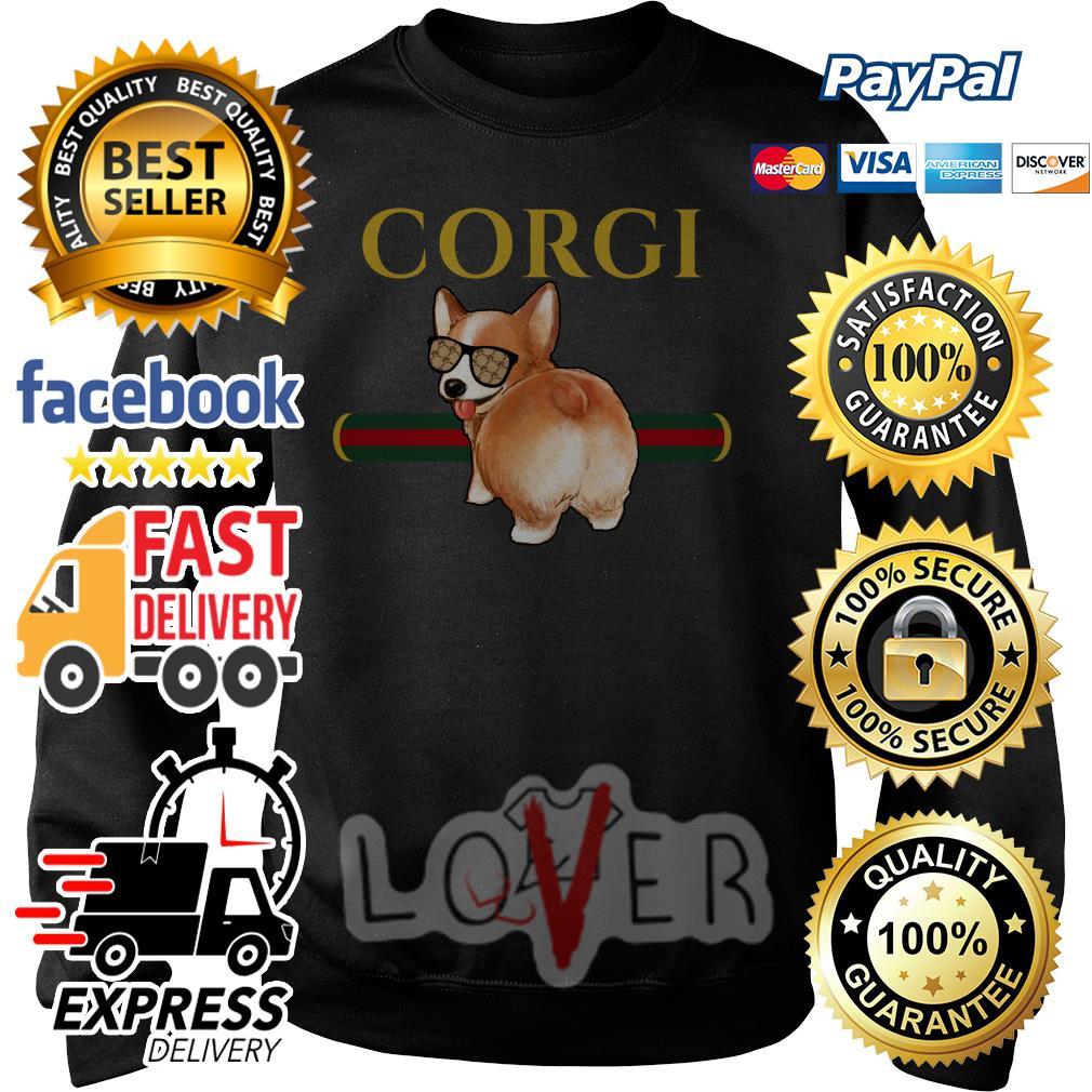 Gucci dog Corgi Sweater