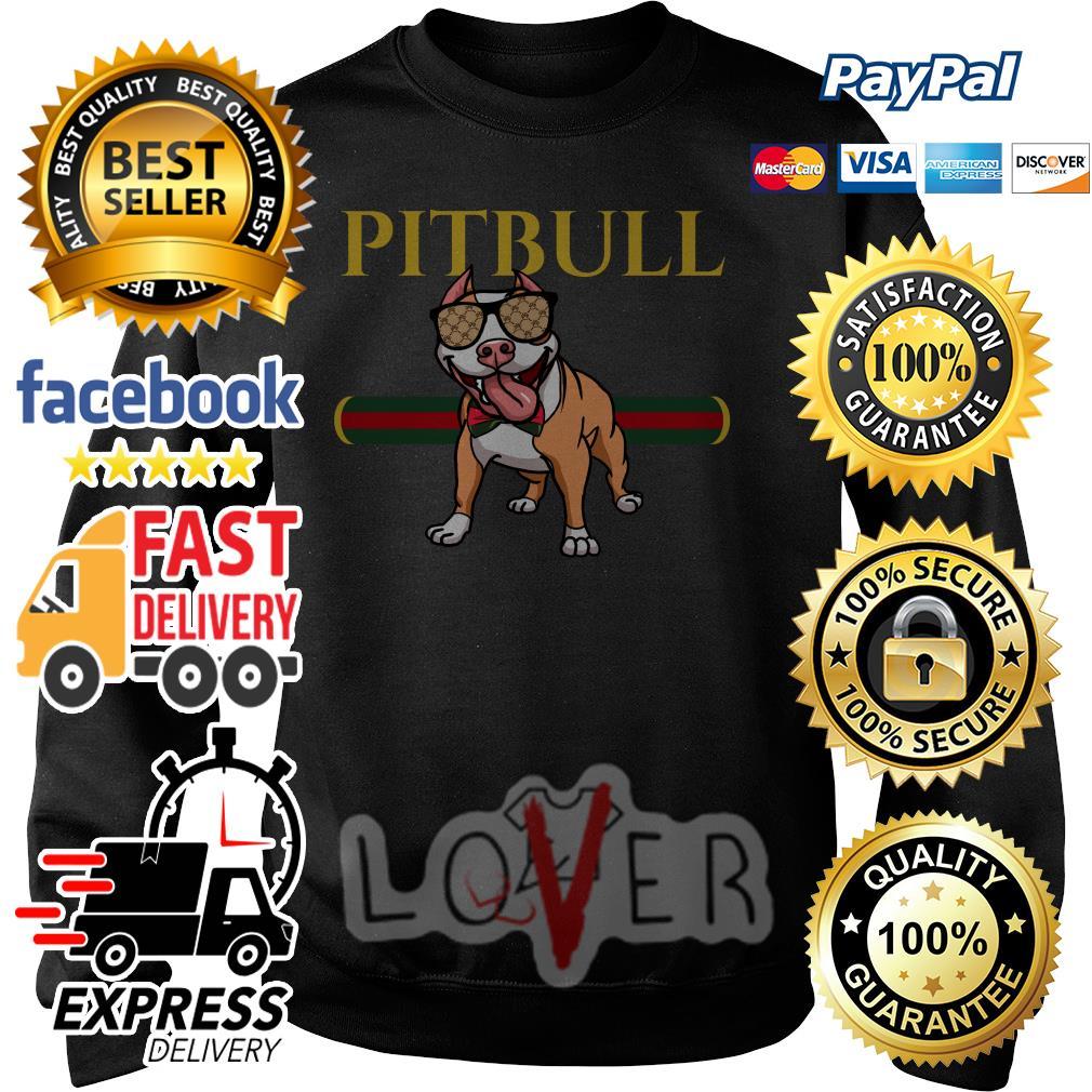 Gucci dog Pitbull Sweater