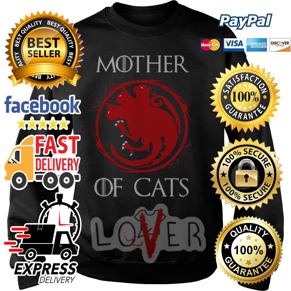 Mother of cats Game Of Thrones Sweater