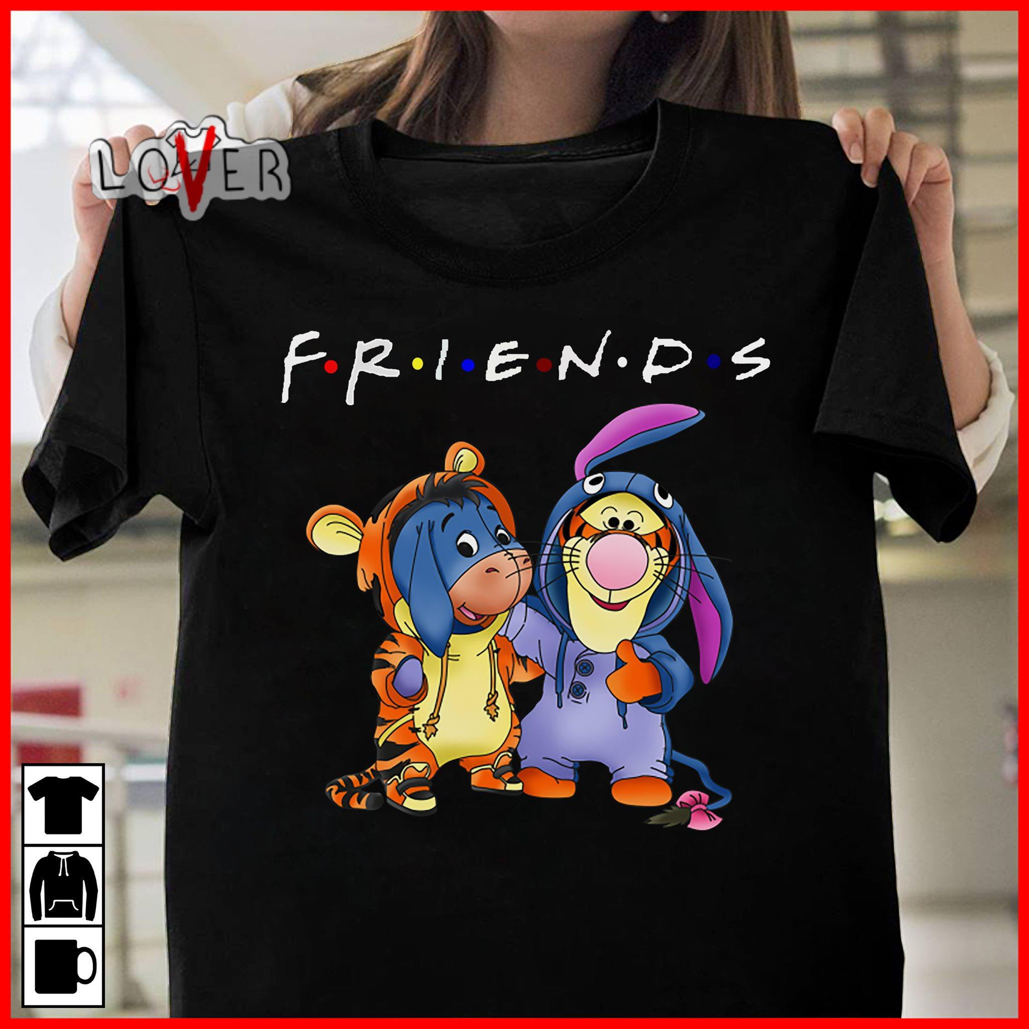f0295947 Friends of Tigger and Eeyore shirt, Hoodie, sweater