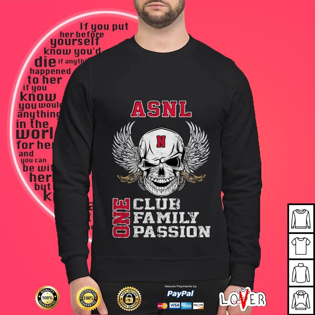 ASNL one club family passion Sweater