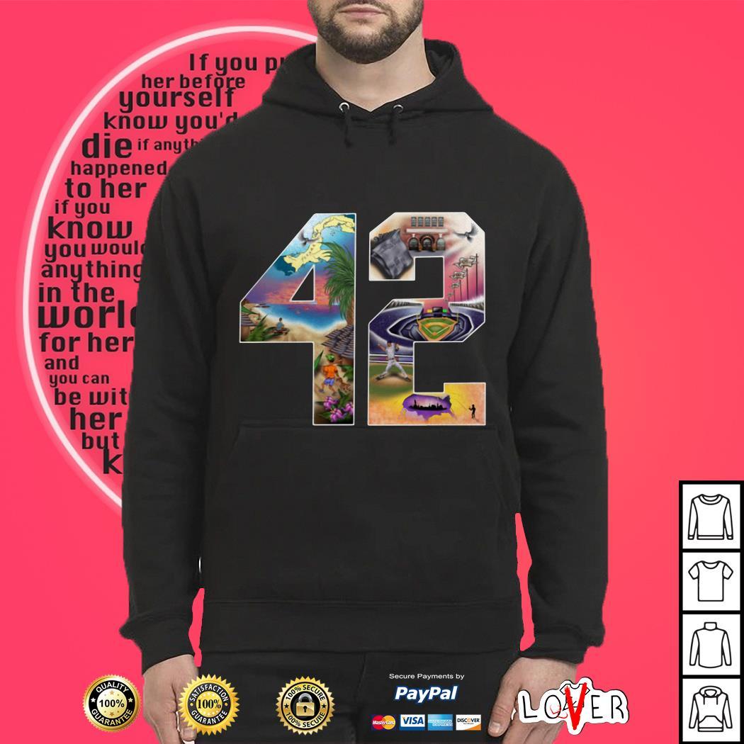 42 Mariano Rivera Foundation Hoodie