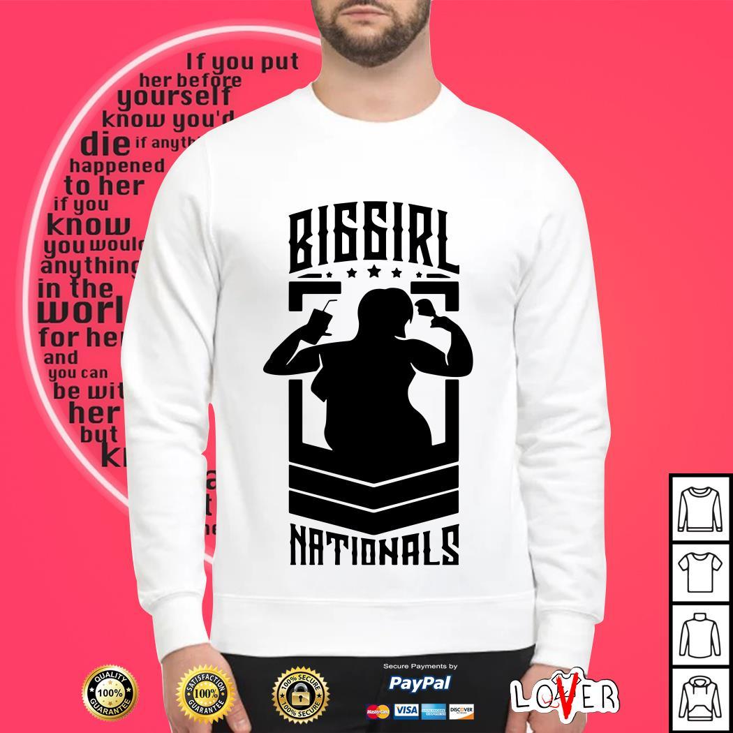 Annual big girl national Sweater