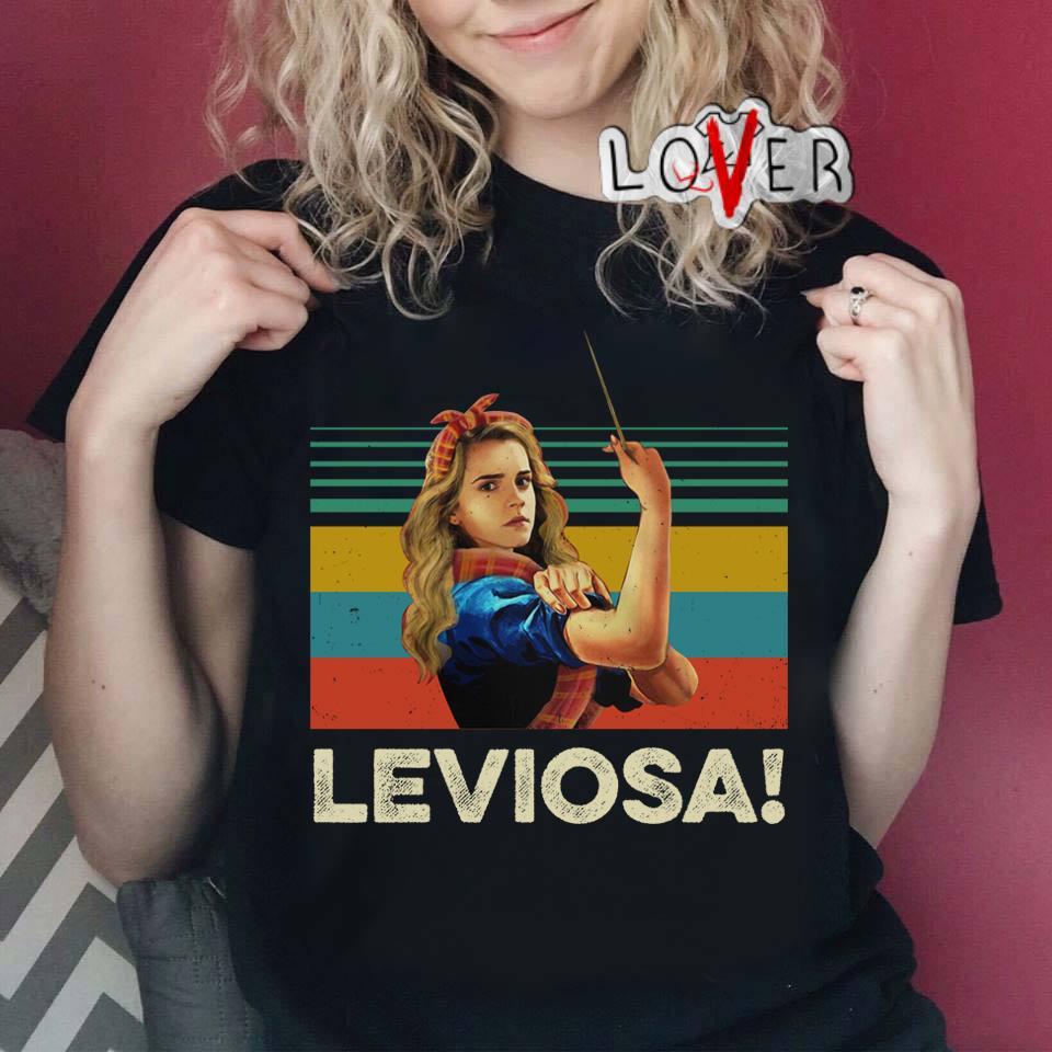 Hermione Leviosa Harry Potter vintage shirt