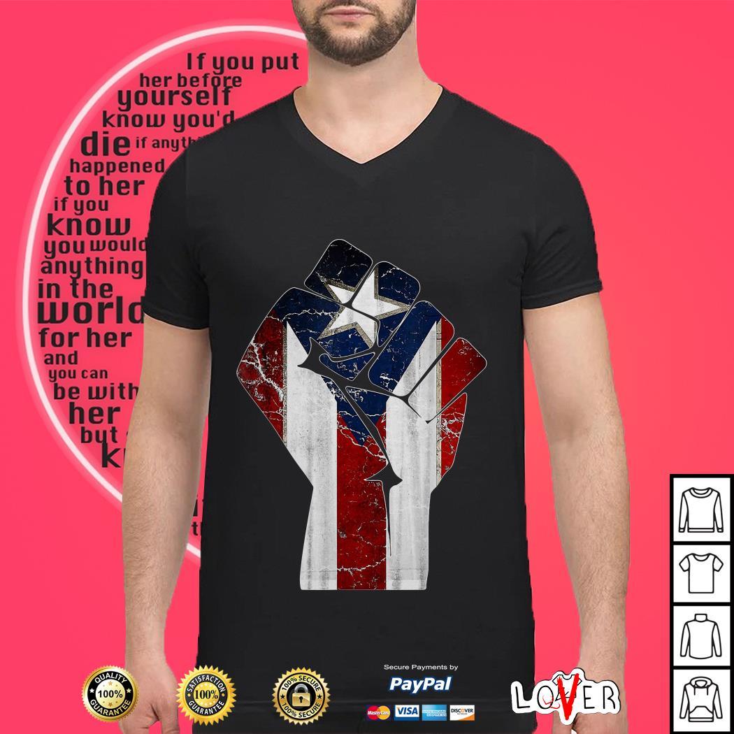 Puerto Rico Symbol Of The Macheteros shirt