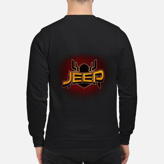 Spider Man far from home Jeep Sweater