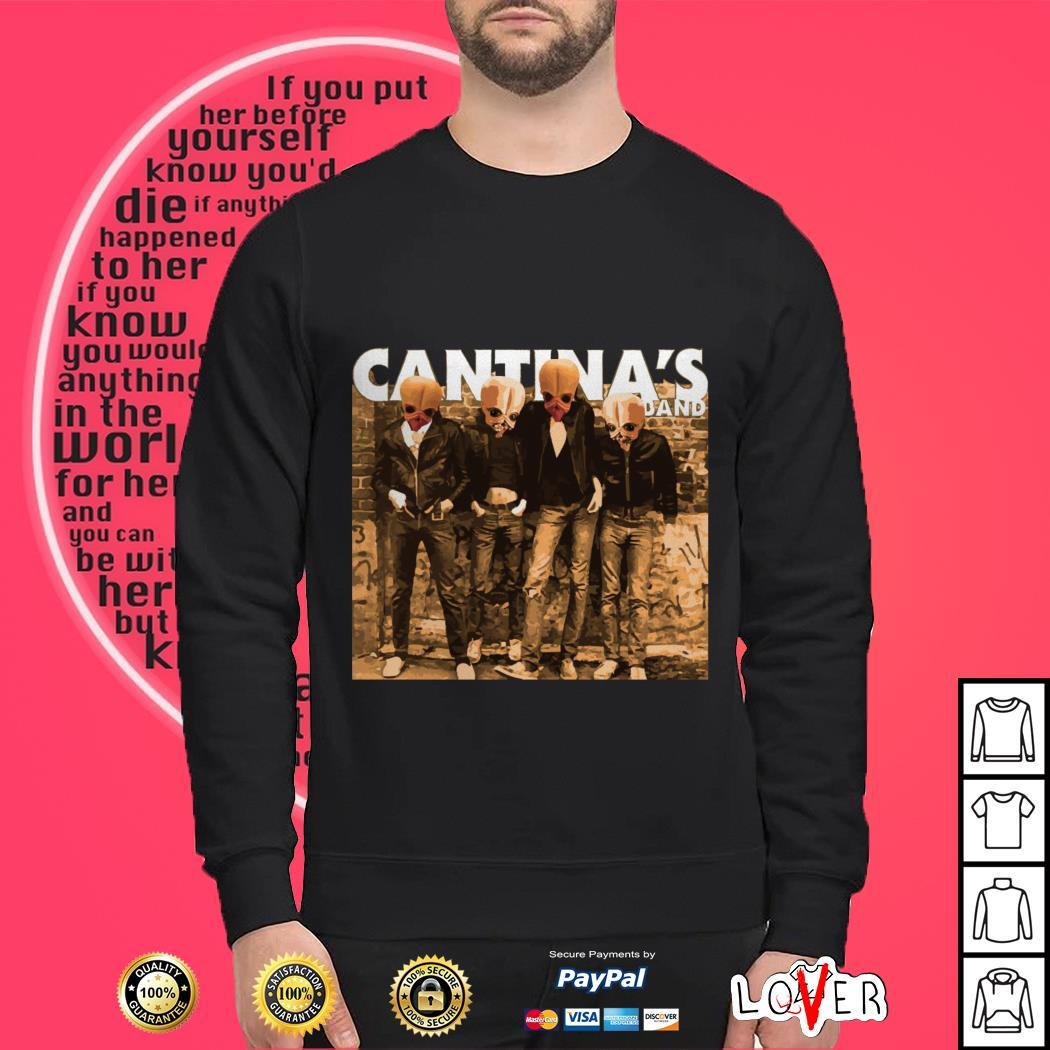 Star Wars Ramones Cantina's dand Sweater