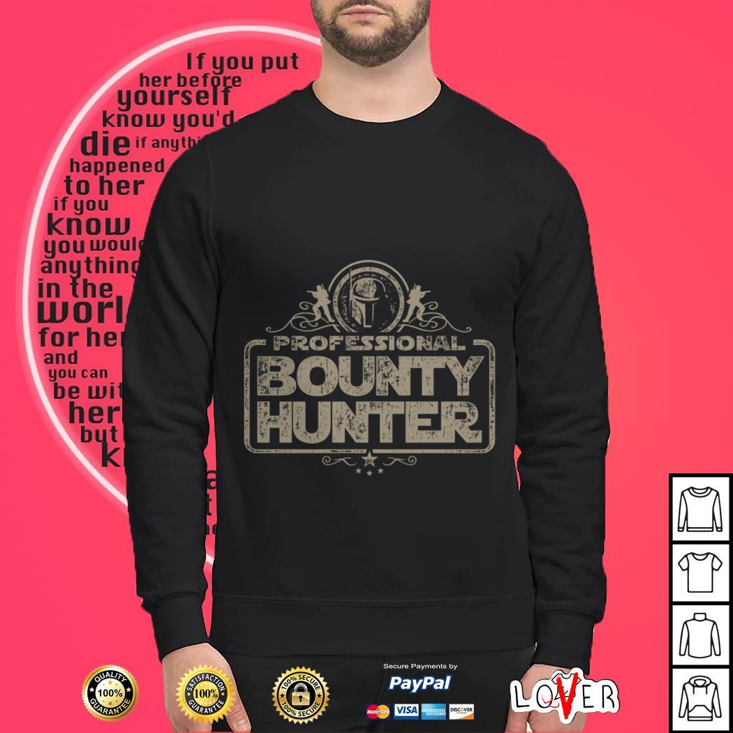 Star Wars This Boba Fett Professional Bounty Hunter Sweater