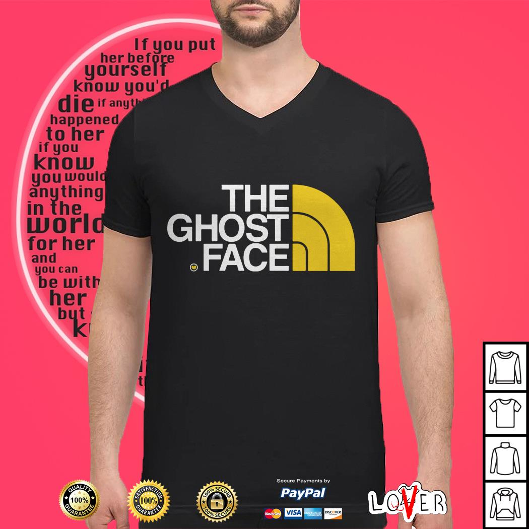 Wu Tang Clan The Ghost Face shirt