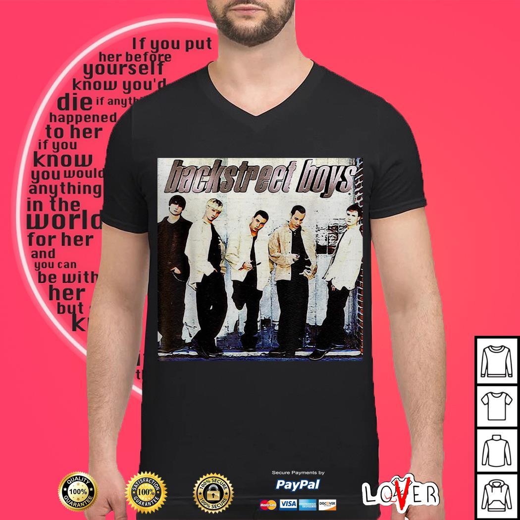 Backstreet Boys Vintage 90's Music Shirt
