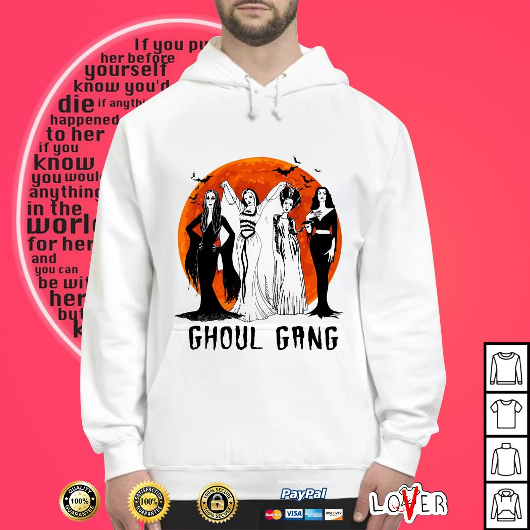 Halloween Ghoul Gang Hoodie