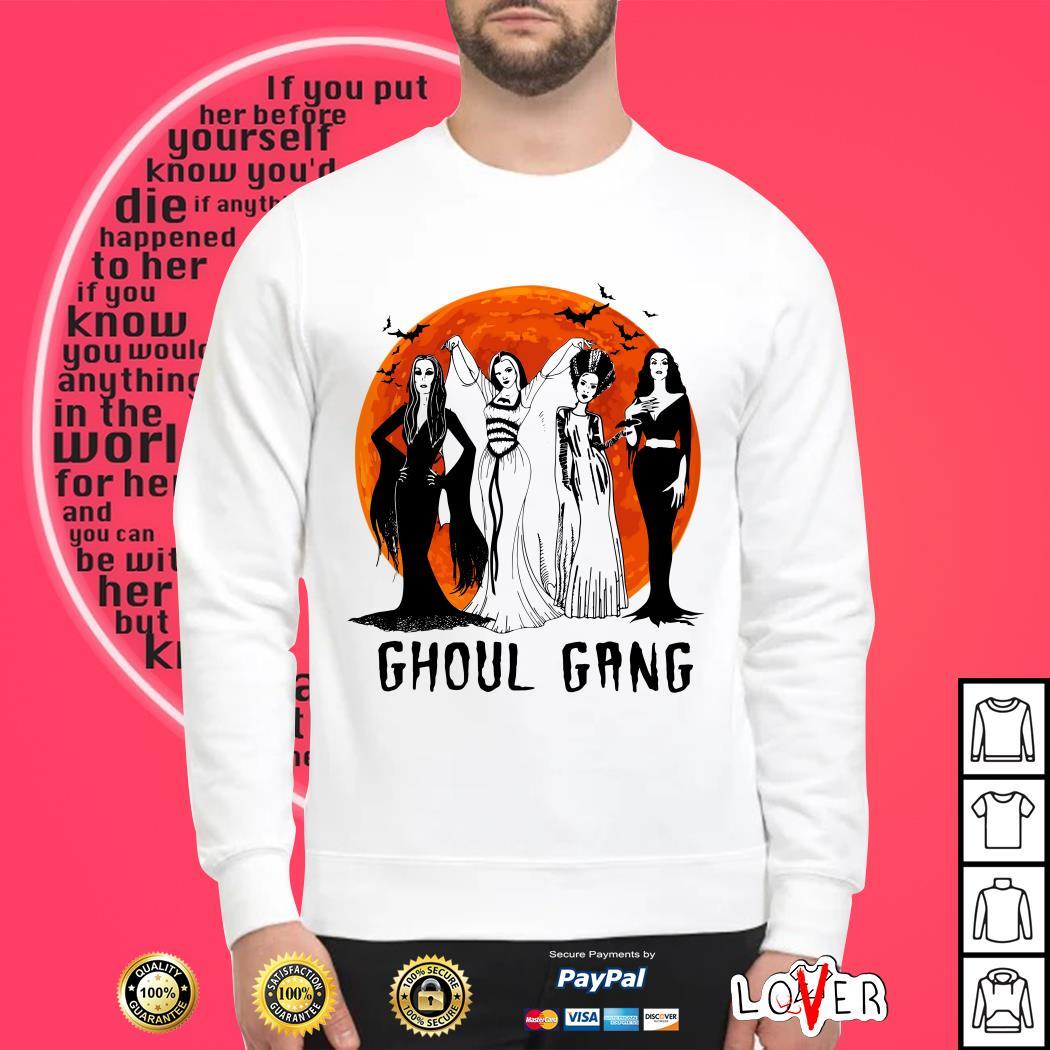 Halloween Ghoul Gang Sweater