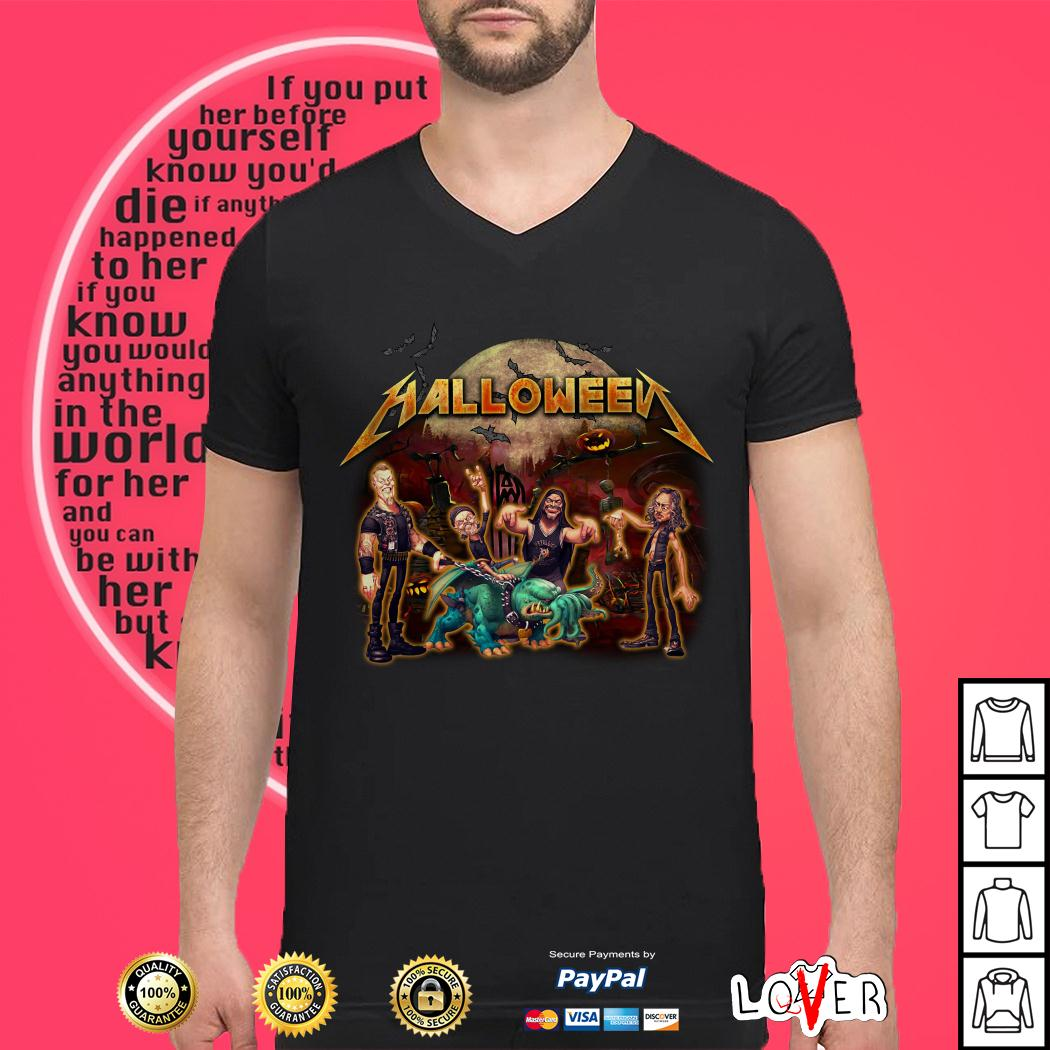 Halloween Metallica style shirtHalloween Metallica style shirt