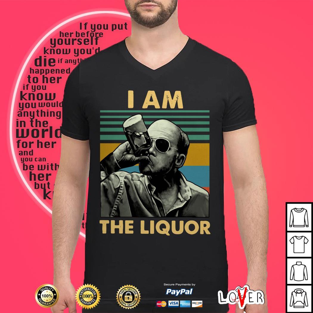 Jim Lahey I am the liquor vintage shirtJim Lahey I am the liquor vintage shirt