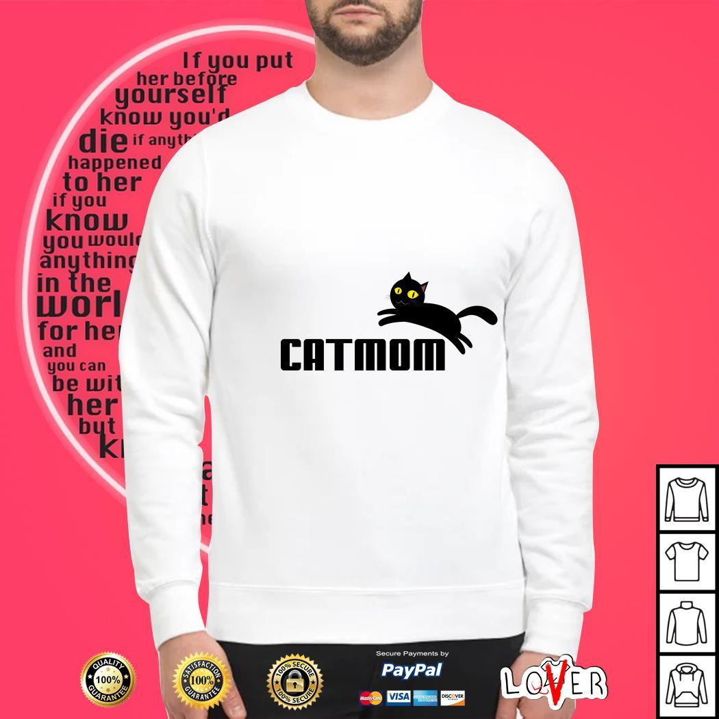 Logo Puma Cat mom Sweater