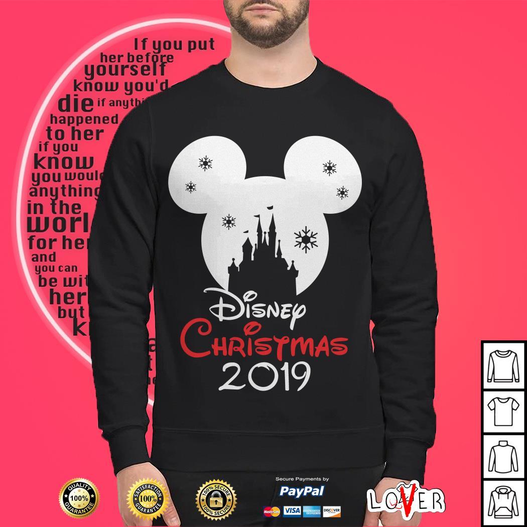 Mickey Disney Christmas 2019 Sweater