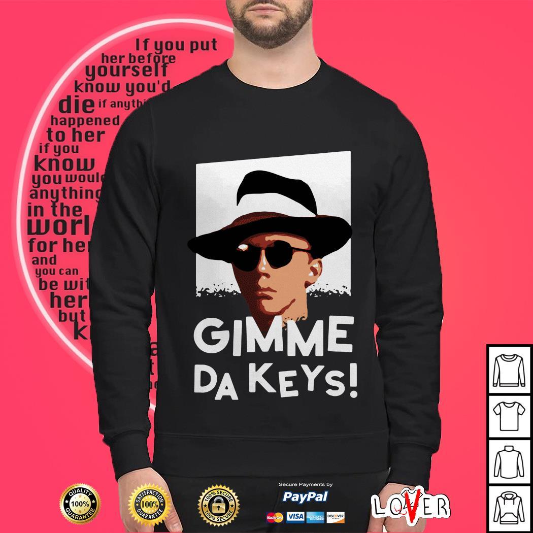 Official Gimme Da Keys shirt