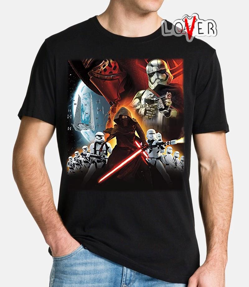Star Wars Stormtroopers villains poster shirt