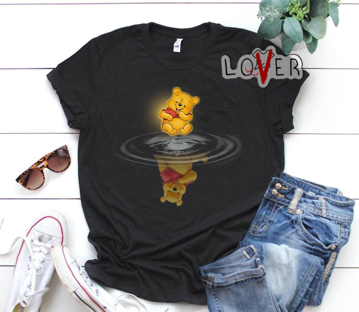 Winnie the Pooh Water Reflection shirt