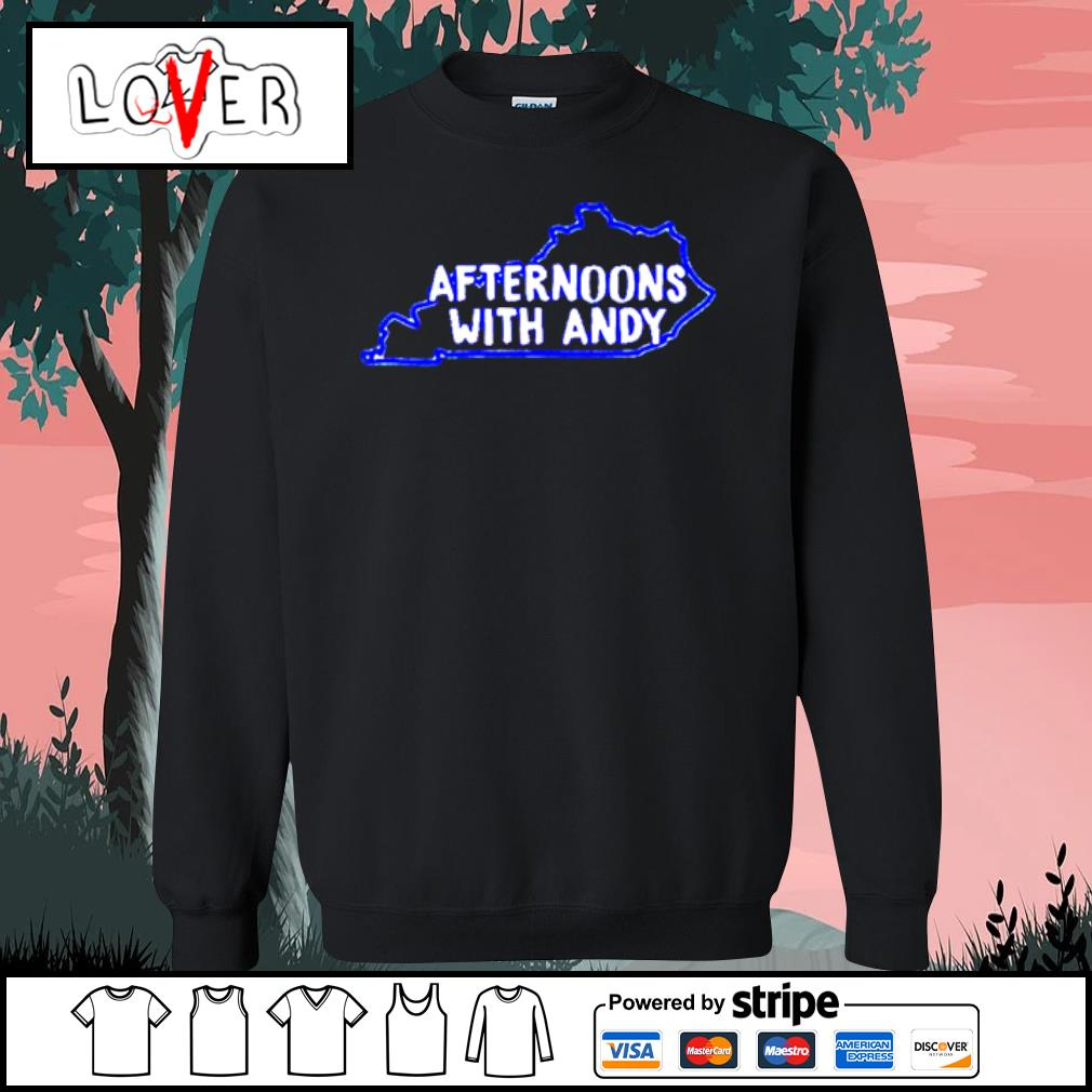 Kentucky afternoons with andy s Sweater