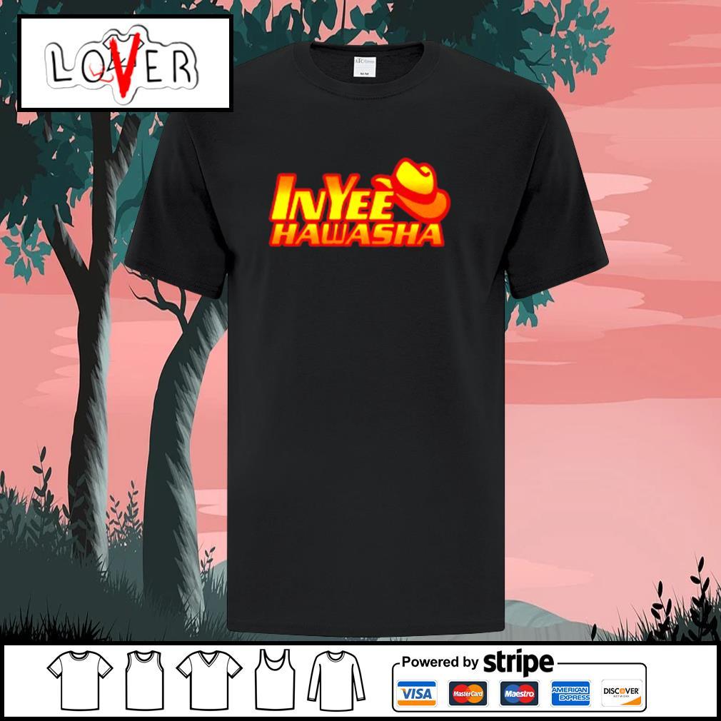 Official InYee Hawasha shirt